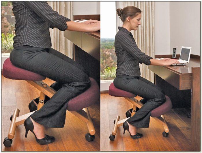 Ergonomic Kneeling Posture Office Chairs