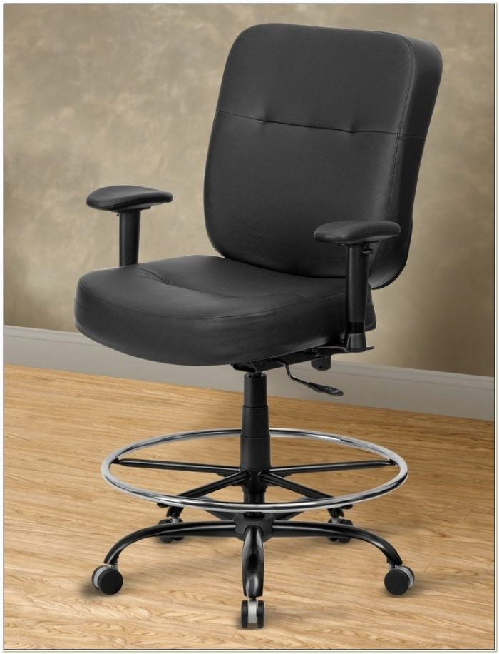 Extra Tall Drafting Chair