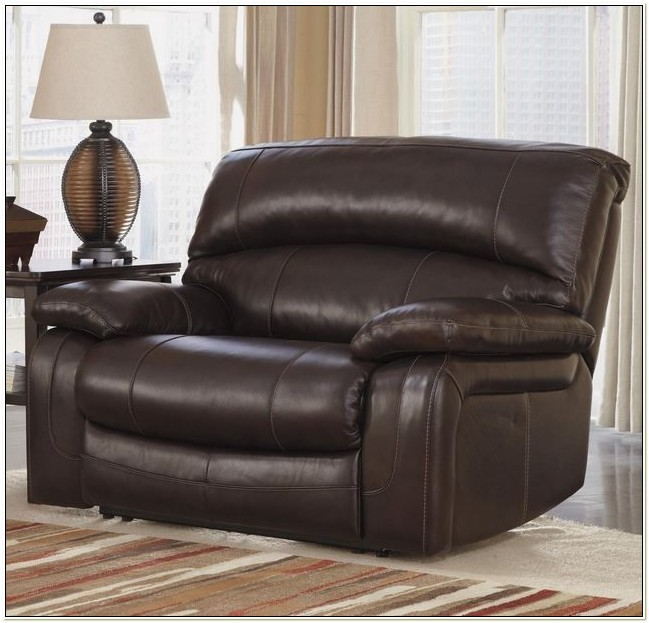 Extra Wide Seat Recliner Chairs
