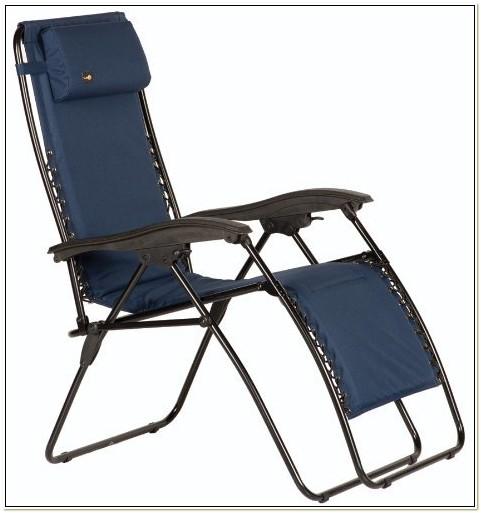 Faulkner Padded Zero Gravity Chairs