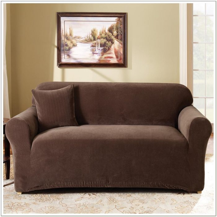 Fitted Slipcovers For Couches And Loveseats