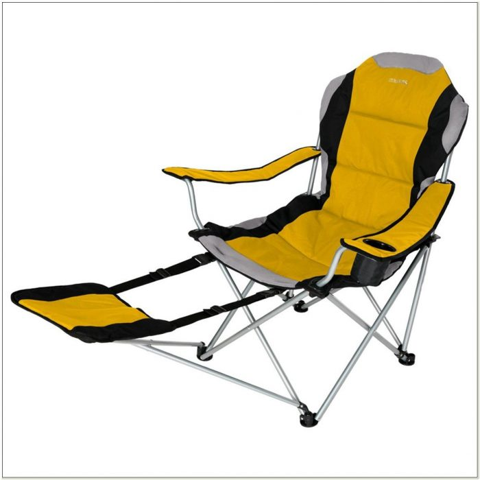 Camping Chair With Umbrella And Footrest Chairs Home