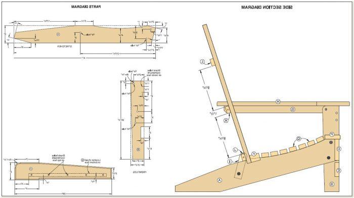 Adirondack Bar Stool Chair Plans Chairs Home
