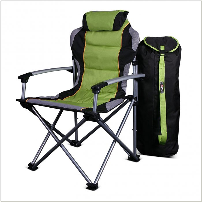 Leopard Print Folding Camping Chair Chairs Home