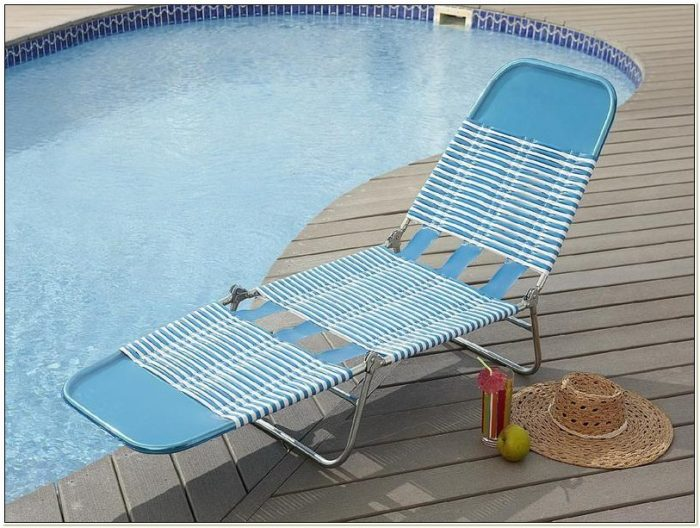Folding Chaise Lounge Chairs Outdoor