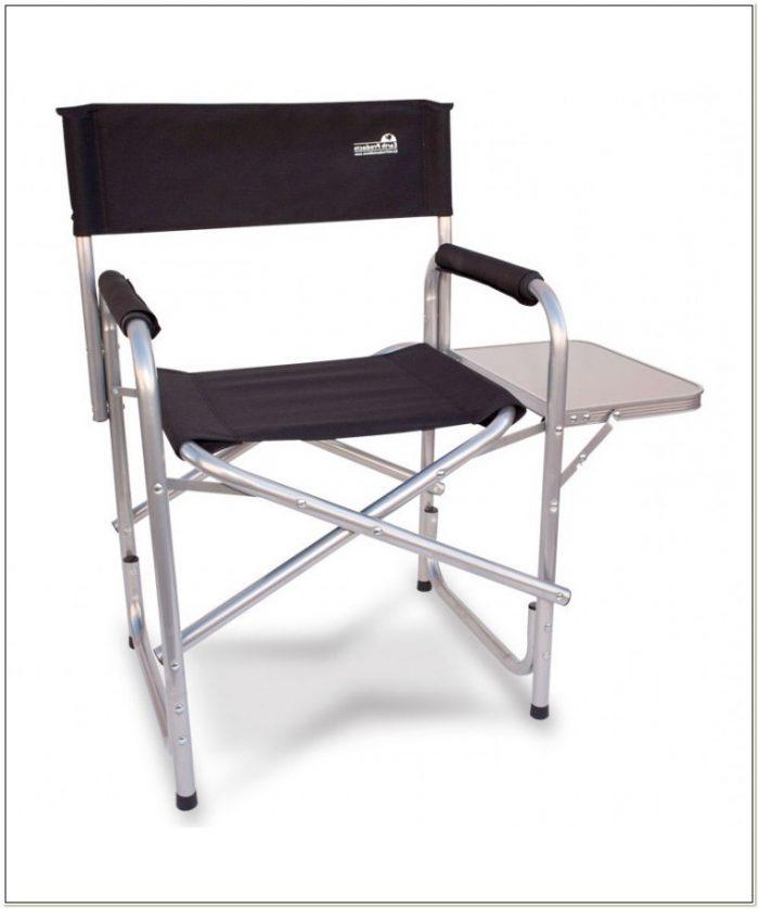 Folding Director Chairs Aluminum