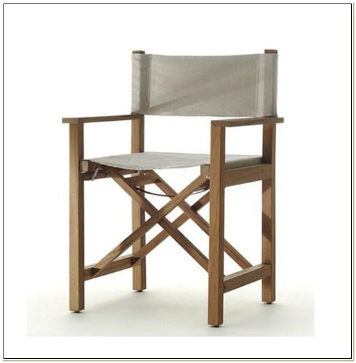 Folding Wooden Directors Chair Plans