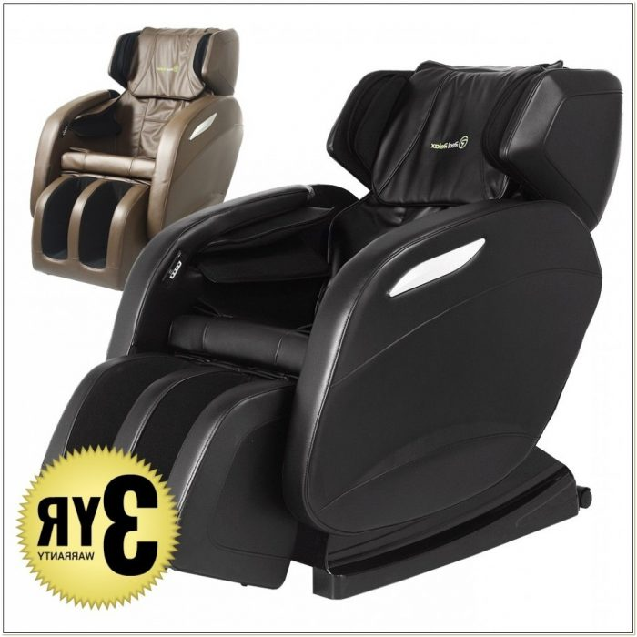 Full Body Zero Gravity Shiatsu Massage Chair