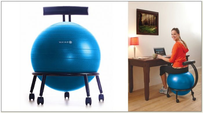 Gaiam Exercise Ball Chair