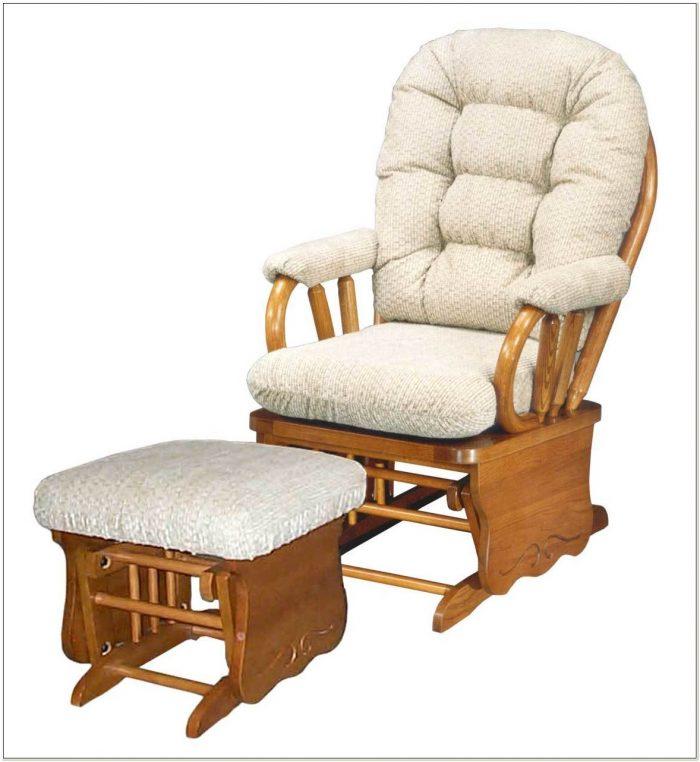 Glider Chair And Ottoman Cushions