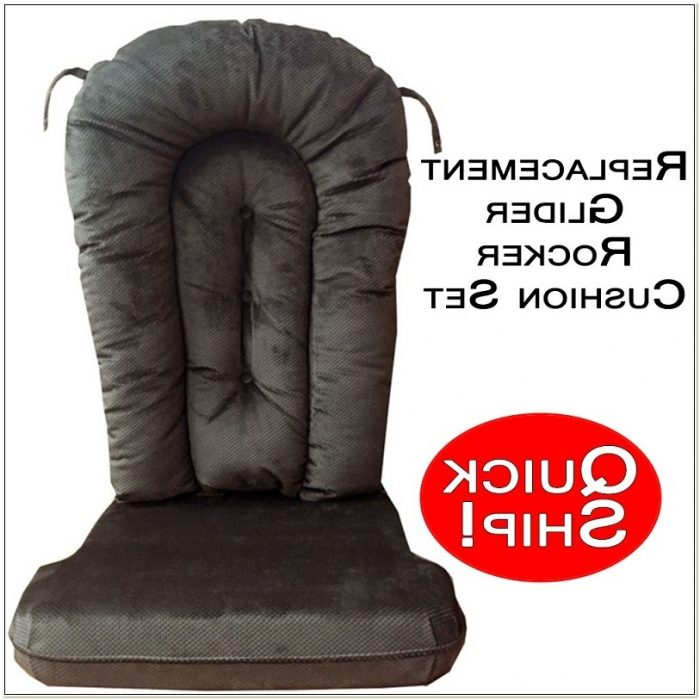 Glider Rocker Cushion Replacements For Cheap