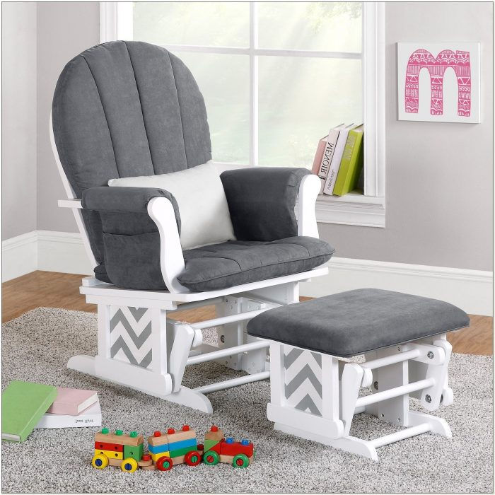 Glider Rocking Chair For Nursery