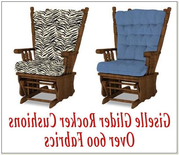 Glider Rocking Chair Pads
