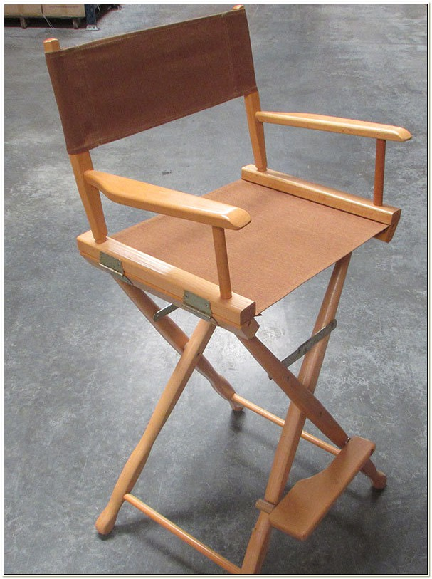 Gold Medal Directors Chairs