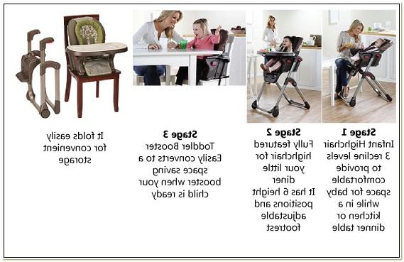 Graco High Chair That Reclines
