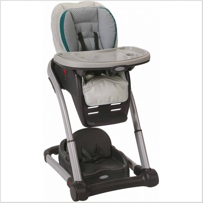 Graco Leather High Chair