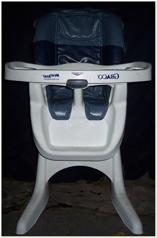 Graco Neat Seat Reclining Adjustable High Chair