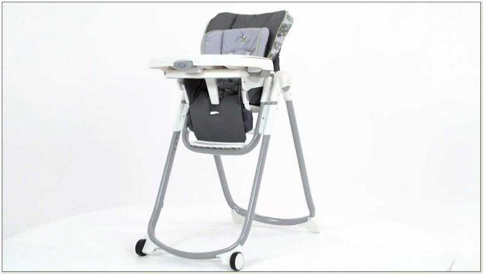 Graco Contempo Folding High Chair Scribbles Collection