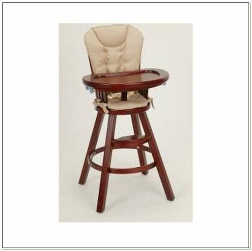 Graco Wood High Chair