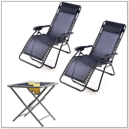 Gravity Recliner Outdoor Chair Uk