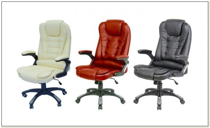 Groupon Executive Reclining Office Chair