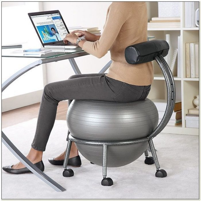 Gym Ball Vs Desk Chair