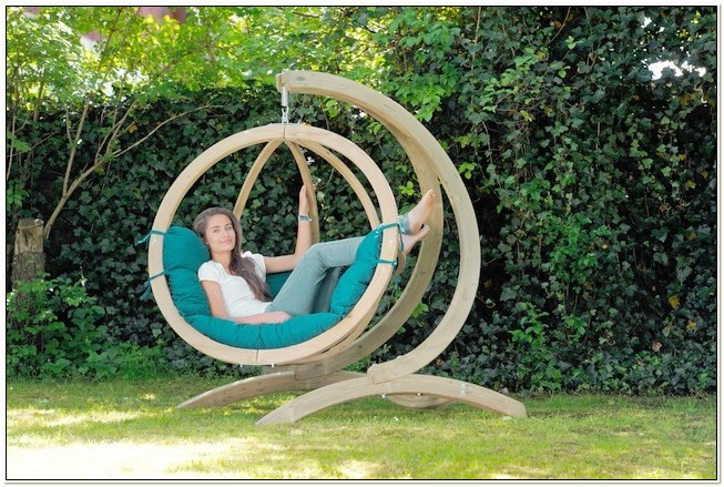 Hammock Chair With Stand Set