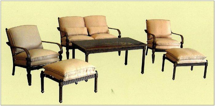 Hampton Bay Wicker Chair Cushions