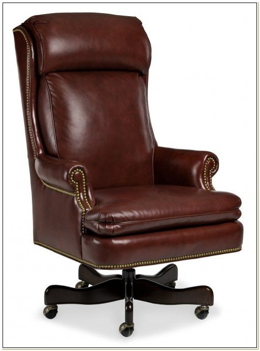Hancock And Moore Leather Executive Chair