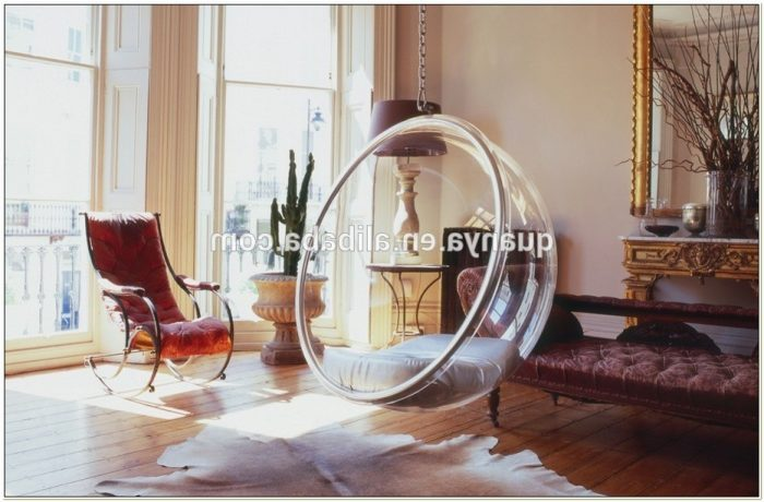 Hanging Bubble Chairs For Bedrooms