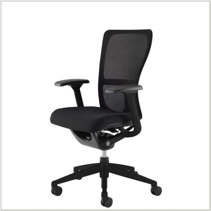 Haworth Zody Task Chair Adjustments