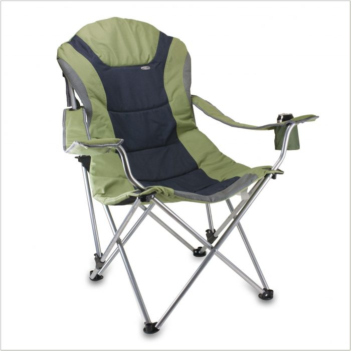 Heavy Duty Reclining Camping Chairs