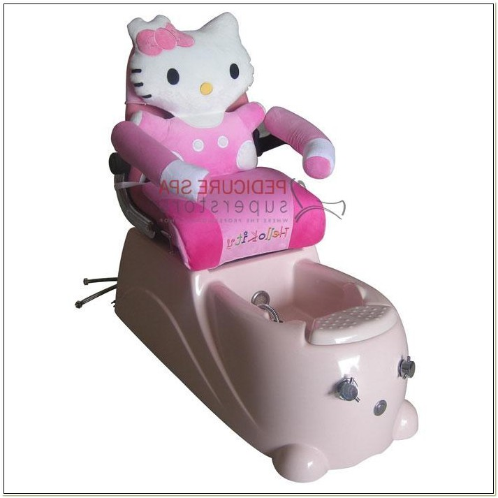 8228d190c Hello Kitty Spa Pedicure Chair - Chairs : Home Decorating Ideas ...