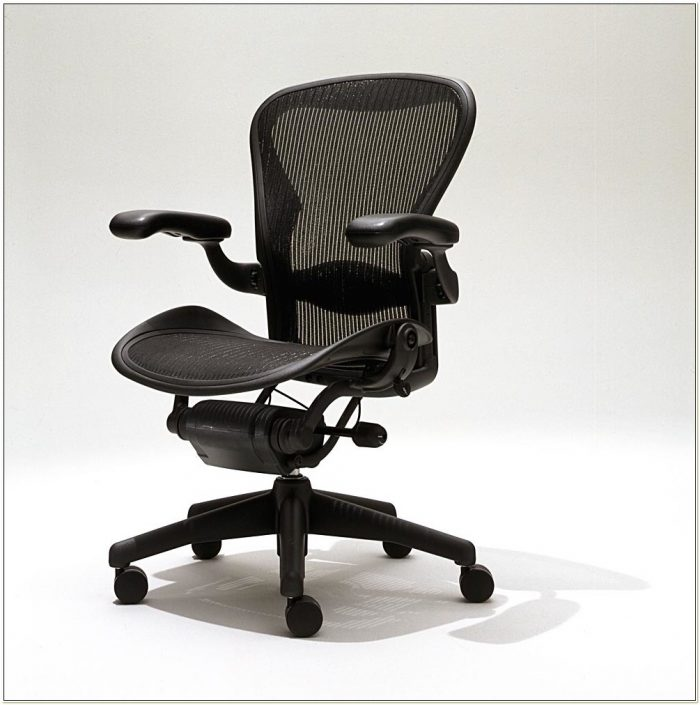 Herman Miller Aeron Big Mesh Office Chair