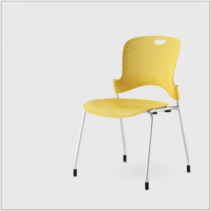 Herman Miller Caper Stackable Chairs