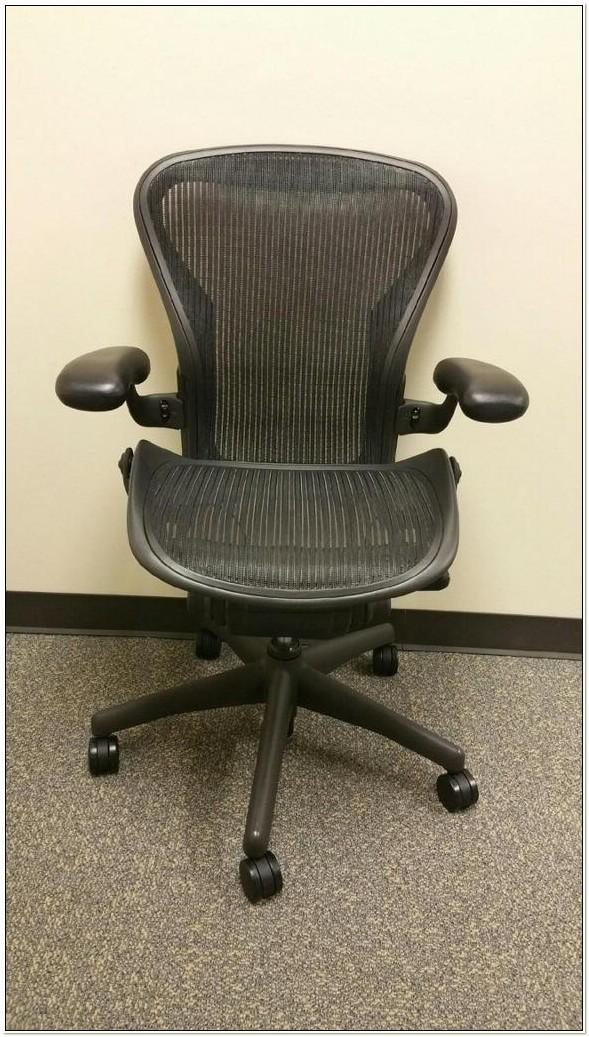 Herman Miller Chair Aeron Used