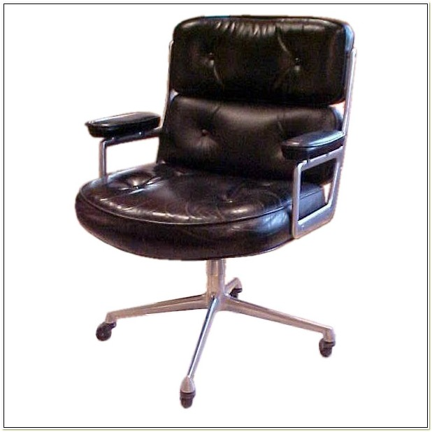 Herman Miller Leather Executive Chair