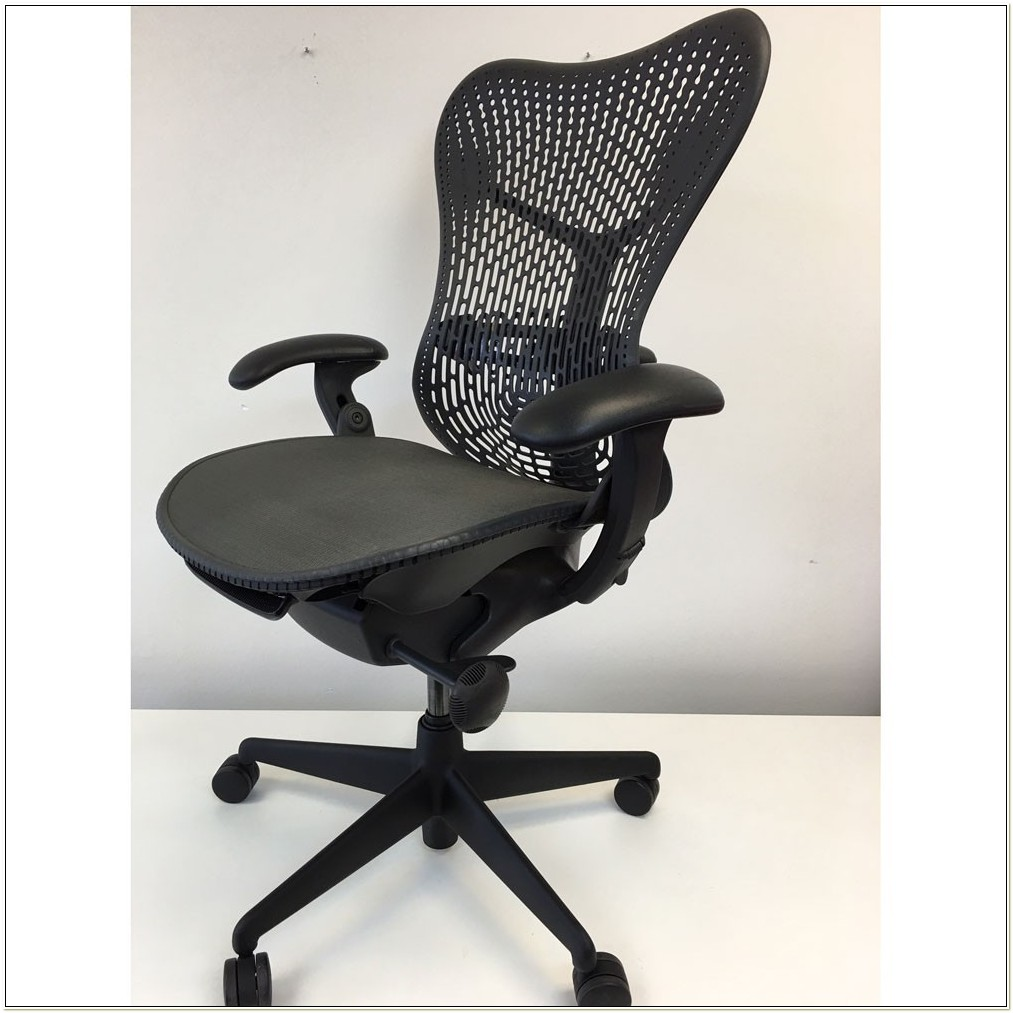 Herman Miller Mirra Chairs Second Hand