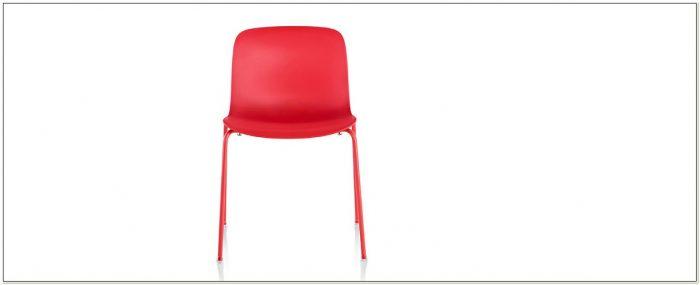 Herman Miller Troy Plastic Chair