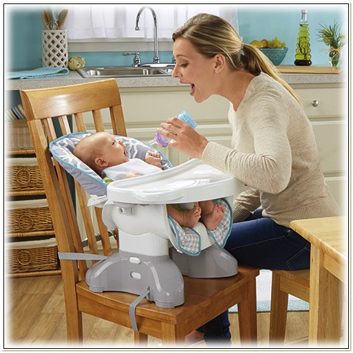 High Chairs That Recline