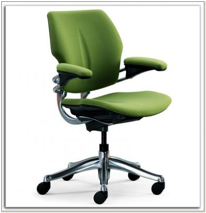 Humanscale Diffrient World Chair Manual