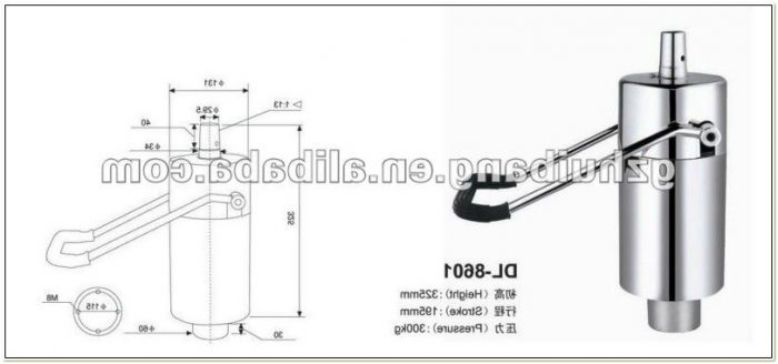 Hydraulic Pump For Barber Chair