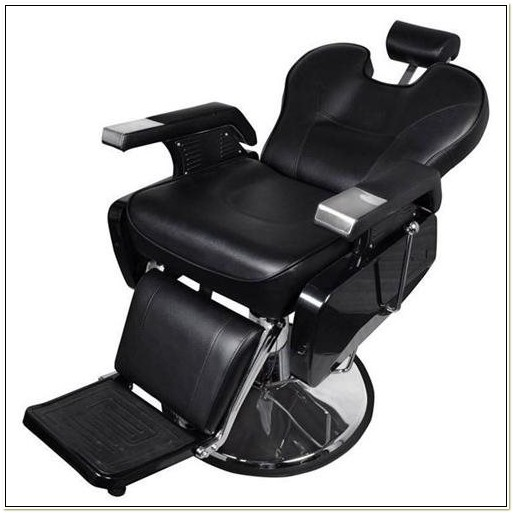 Hydraulic Recline Barber Chair