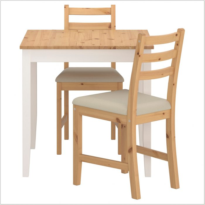 Ikea Kitchen Table Two Chairs