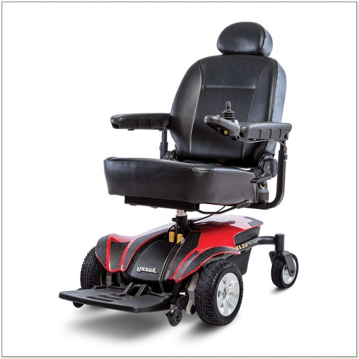 Jazzy Select Power Chair Owners Manual