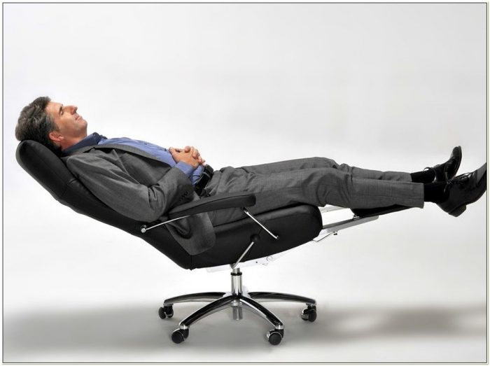 Josh Executive Reclining Office Chair