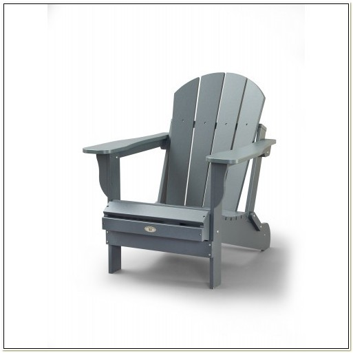 Leisure Line Folding Adirondack Chair
