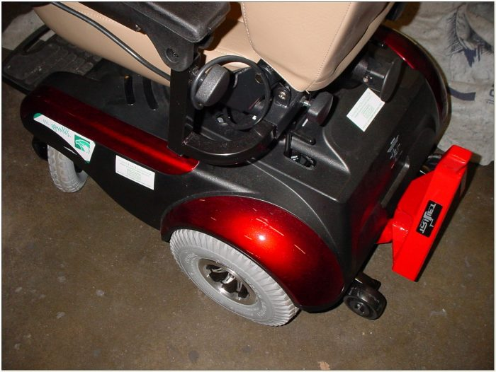 Liberty 312 Power Chair
