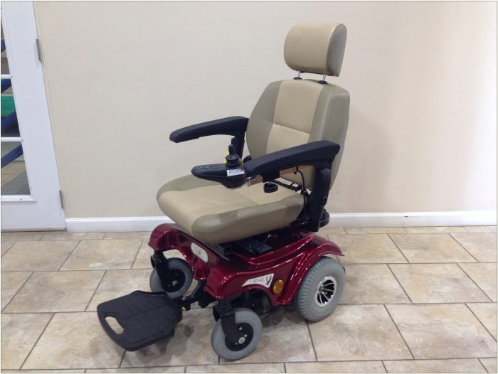 Liberty 312 Power Chair Manual