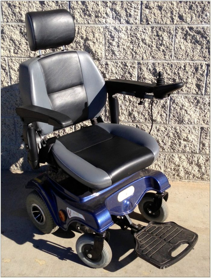 Liberty 312 Power Chair Scooter